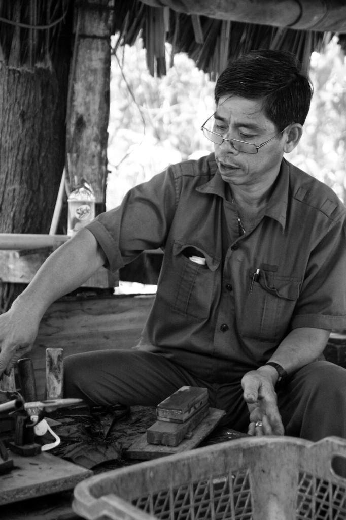 Vietnam 09 064 bw
