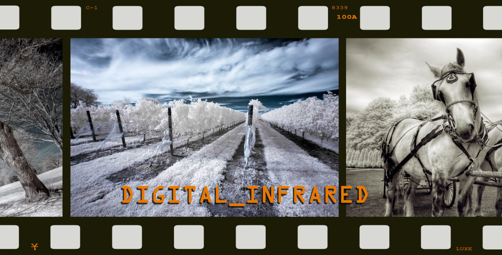 digital infrared panel