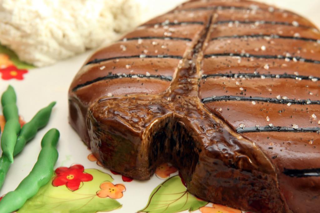 steak cake 033